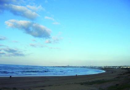 Casablanca_Coastline