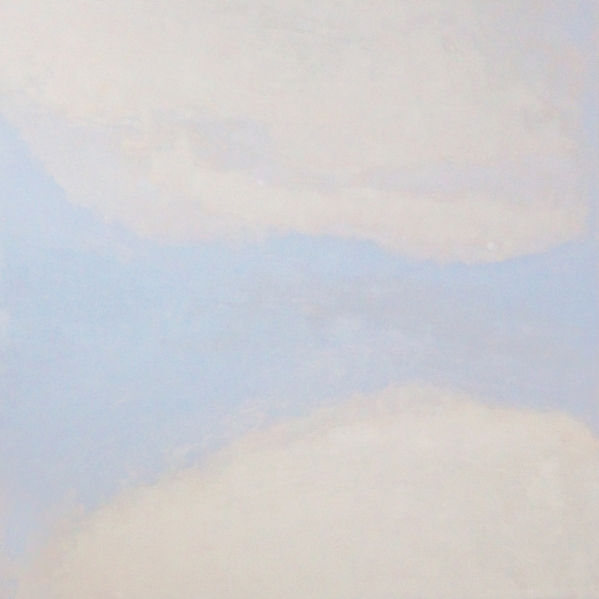 "Trang T. Lê, ""Your Morning, Day 5,"" 2011, oil on canvas, 55 x 60 inches."