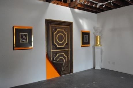 "Paulin Paris, ""ROGUE Design: 5 from CA,"" Installation view. LA Contemporary Gallery (July 10 - Sept. 10, 2010)"