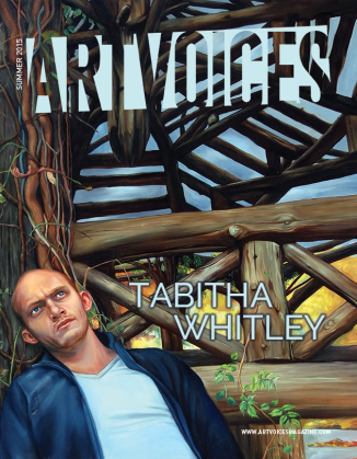 Tabitha Whitley Interview by Jill Thayer, Ph.D. Artvoices Cover Page