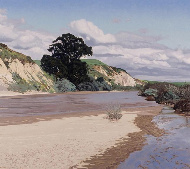 Santa Maria River 54x60